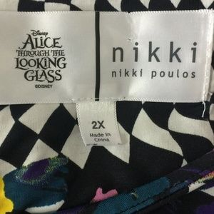 Nikki /  Nikki Poulos Dresses - Nikki Poulos Alice Through The Looking Glass 2X